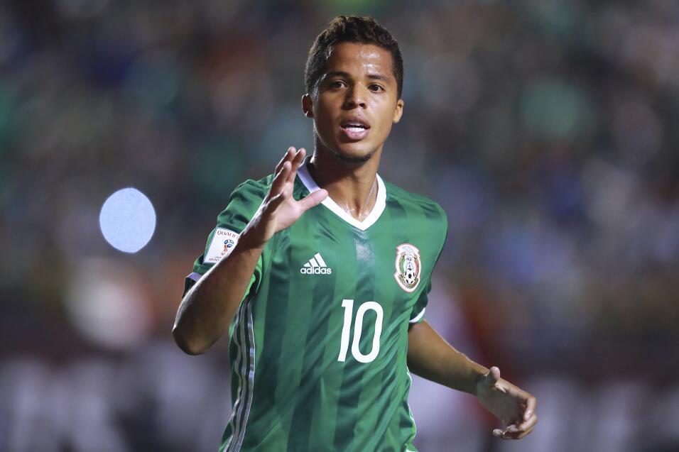Giovani Dos Santos (LA Galaxy) - 43 partidos jugados (10 con Méxi...