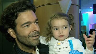 Platicamos con la hija del actor Pablo Montero