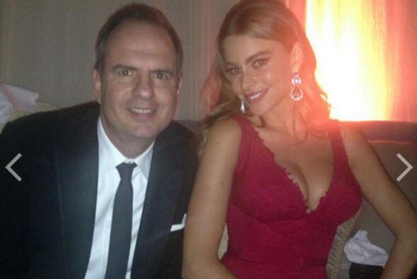 Más fotos que compartió la misma Sofía para sus fans.Mira aquí lo último...