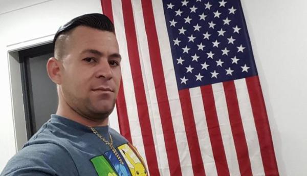 José Antonio Batista fue el último cubano en entrar por la frontera de L...