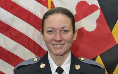 Amy Caprio, oficial de la Policía de Baltimore que murió a...