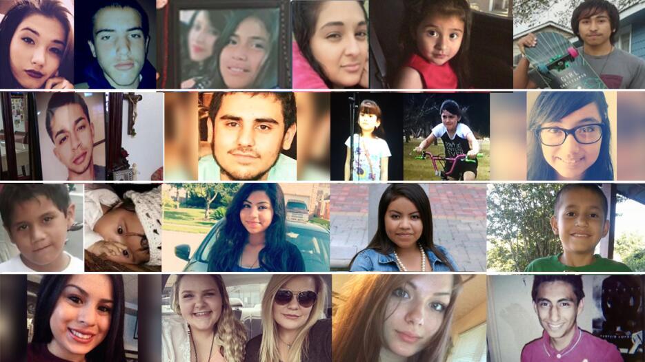 Las muertes de menores que más conmovieron a la comunidad de Houston en...