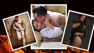 Edwin Luna y Kim Flores incendian las redes con sus candentes confesiones
