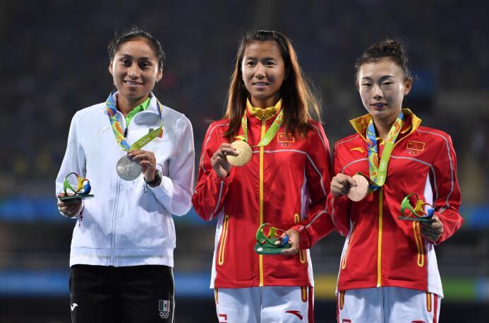 Lupita González, la guerrera del atletismo mexicano GettyImages-59222435...