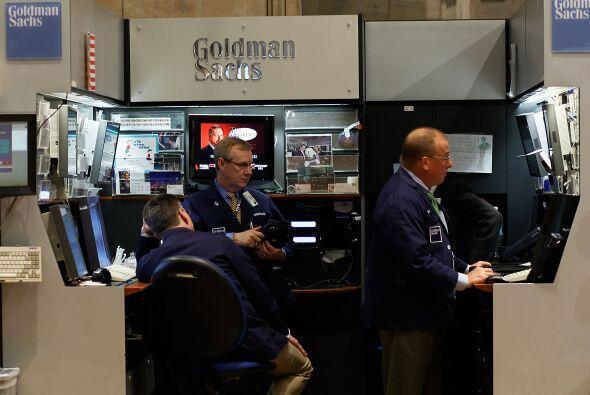 "GOLDMAN SACHS "" El banco de inversiones reveló a finales de agosto que p..."