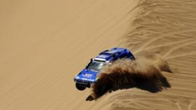 En el 2013, el Rally Dakar podría incorporar además a países como Bolivi...