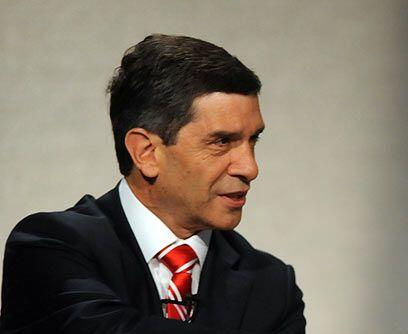 Rafael PardoCandidato del opositor Partido Liberal, este economista de 5...