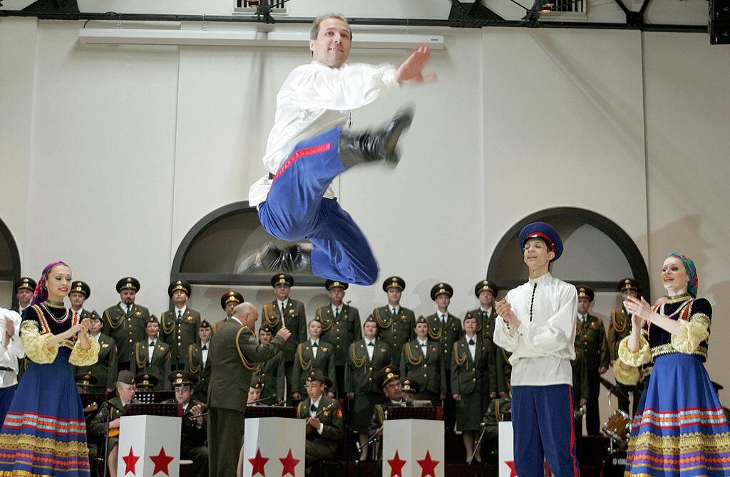 El Coro del Ejército Rojo que desapareció en el accidente aéreo que enlu...