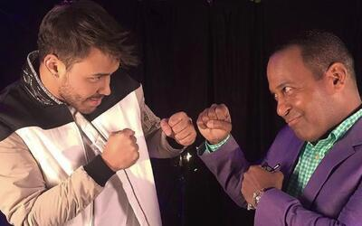 Prince Royce hace las paces con Tony Dandrades siete años después de su...