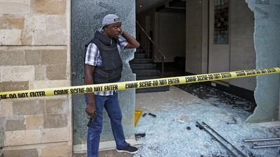 Un grupo vinculado a la red 'Al Qaeda' sembró el terror en un hotel de Kenya