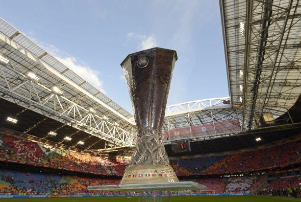 El Amsterdam Arena iba a conocer al nuevo campeón de este torneo contine...
