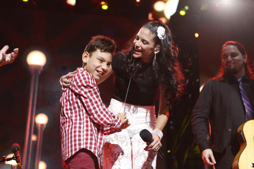Un momento inolvidable y sumamente BONITO, Natalia Jiménez y Adrian Mart...