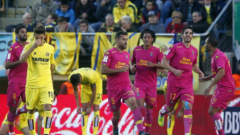 Las Palmas venció al Villarreal