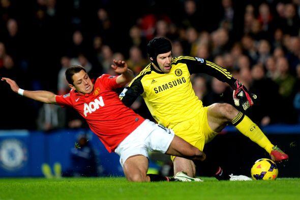 El Manchester United, que quedó en evidencia en Stamford Bridge, no vio...