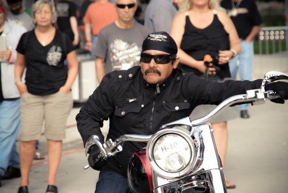Se celebró en Milwaukee, Wisconsin el Festival anual de motocicle...