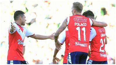 El argentino Menéndez sigue dándole puntos al Veracruz.
