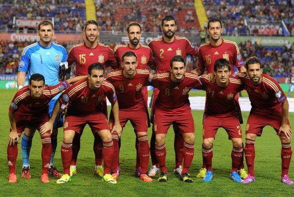 España se enfrenta a Eslovaquia a domicilio en duelo por el liderato del...