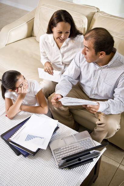 Control familiar. Fijarte presupuestos semanales para cada necesidad pue...