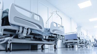 salud cama hospital