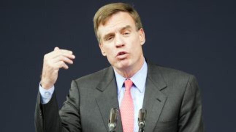 El Senador demócrata de VirginiaMark Warner.