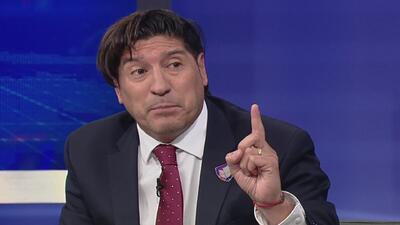 'Bam Bam' Zamorano le aconseja al 'Chucky' Lozano quedarse un poco más en el PSV