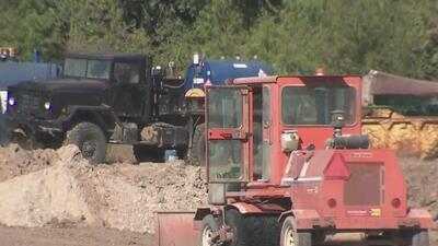 Evalúan alternativas viables para disminuir los riesgos de inundación en el condado de Harris