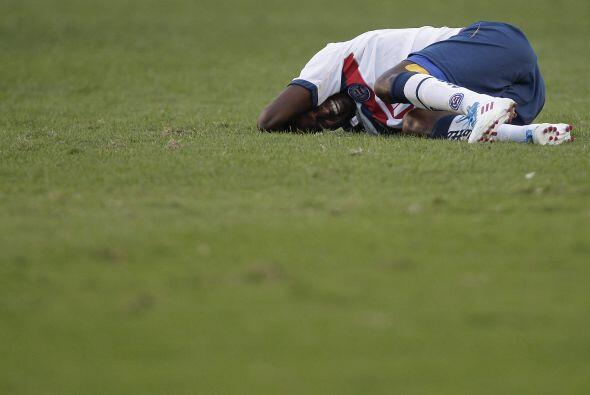 El partido entre Bahía y Flamengo fue muy disputado y hubieron bastantes...