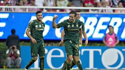 El conjunto lagunero selló su pase a la final con goles de visitante.
