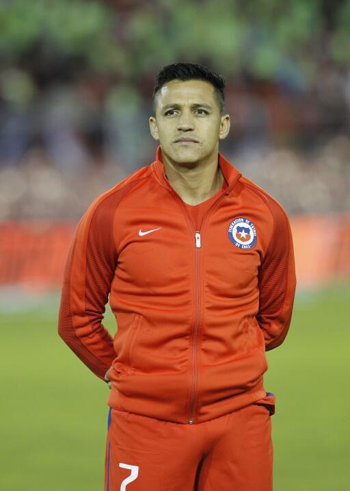 Chile - Conmebol: Alexis Sánchez