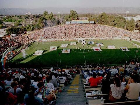 En 1996 la MLS inició con 10 equipos: Colorado Rapids, Columbus C...