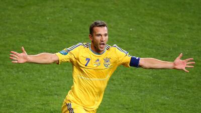 Andreï Shevchenko es el nuevo seleccionador de Ucrania
