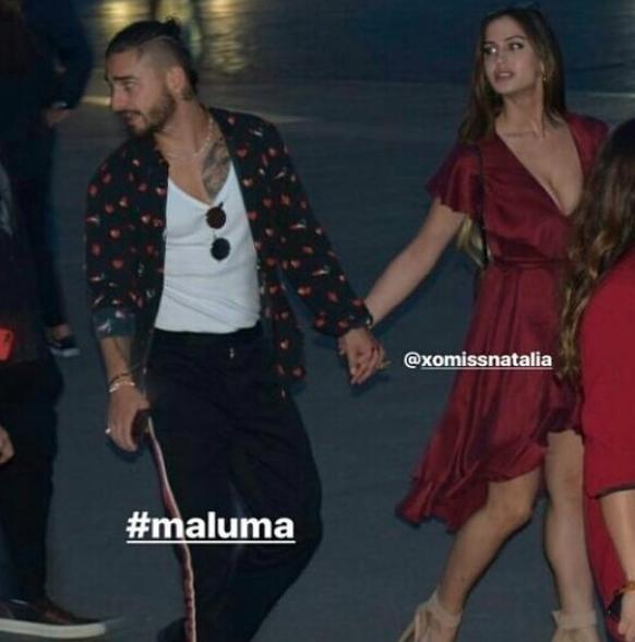 Maluma Natalía