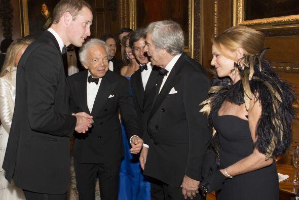 El Duque recibió a todos los convocados.Mira aquí lo último en chismes.