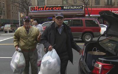 Comunidad en Nueva York une esfuerzos para ayudar a damnificados en Repú...