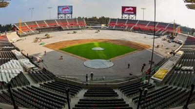 MLB sondea posibilidad de volver a jugar partidos en la Ciudad de México