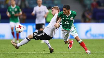 Lobos de México y Alemania apuestan previo a debut mundialista
