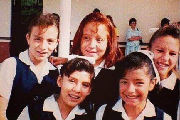 La mayor parte de su infancia la pasó en Irapuato, México, hasta que al...