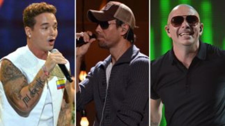 Enrique Iglesias, Pitbull y J Balvin darán un concierto el próximo 26 de...