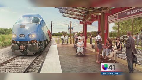 Planean tren rápido de Austin a San Antonio