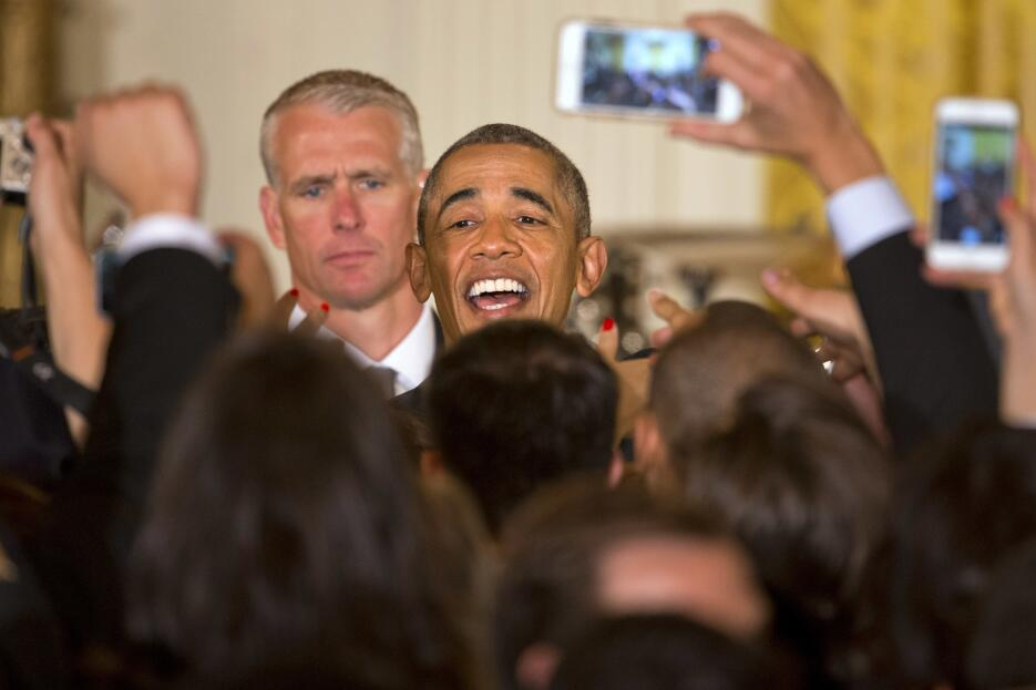 Obama Cinco de mayo