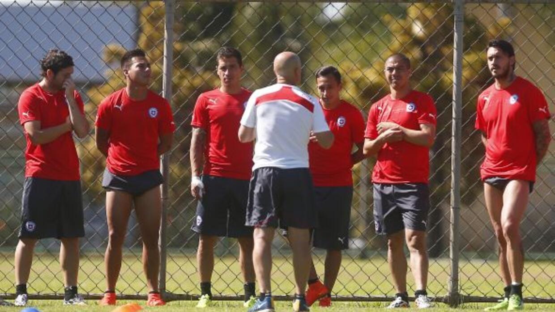 Sampaoli dijo que los futbolistas podrán estudiar diferentes esquemas co...