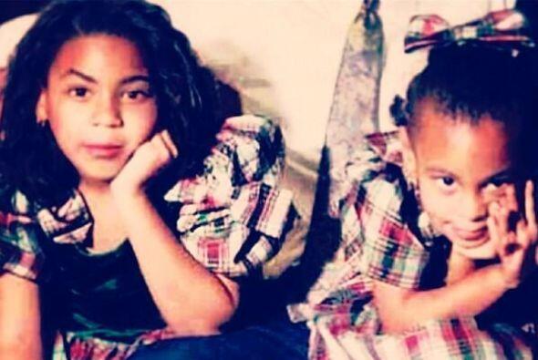 En medio del escándalo, Solange comparte esta foto cuando Beyoncé y ella...