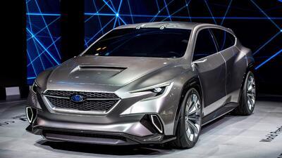 El Subaru VIZIV Tourer Concept es una clase magistral de cómo diseñar una crossover