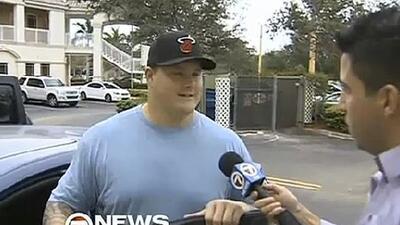 Richie Incognito criticó el reporte de Ted Wells antes de borrar su cuen...