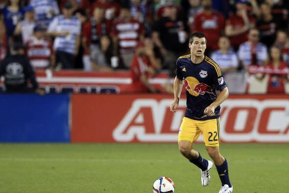KARL OUIMETTE (CAN) | El defensor de los New York Red Bulls jugará su pr...
