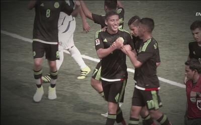México arranca con goleada 6-0 sobre El Salvador en el Sub'17 de la Conc...