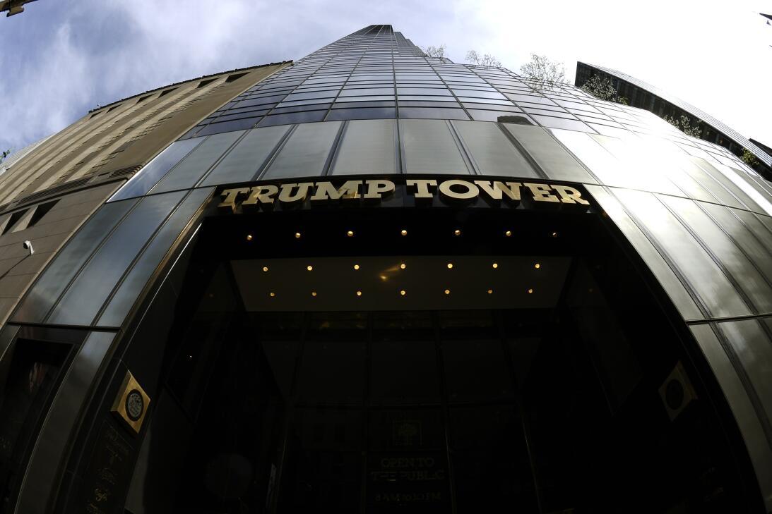 Torre Trump New york