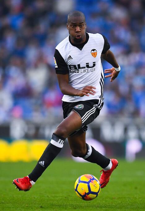 11. Geoffrey Kondogbia (Valencia): el mediocampo del equipo 'Ché&#39...