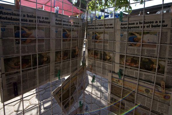 Tenía 32 años y era corresponsal del diario regional Cambio de Michoacán...