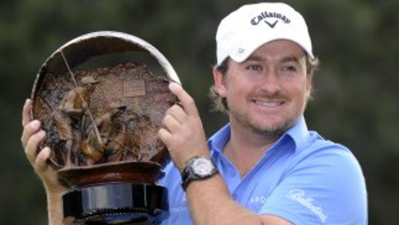 McDowell arrebató a Tiger Woods la posibilidad de obtener un triunfo en...